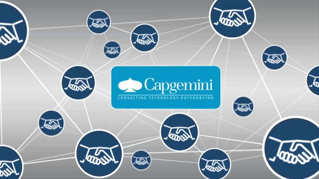 Cap Gemini Report Blockchain A Fundamental Shift For