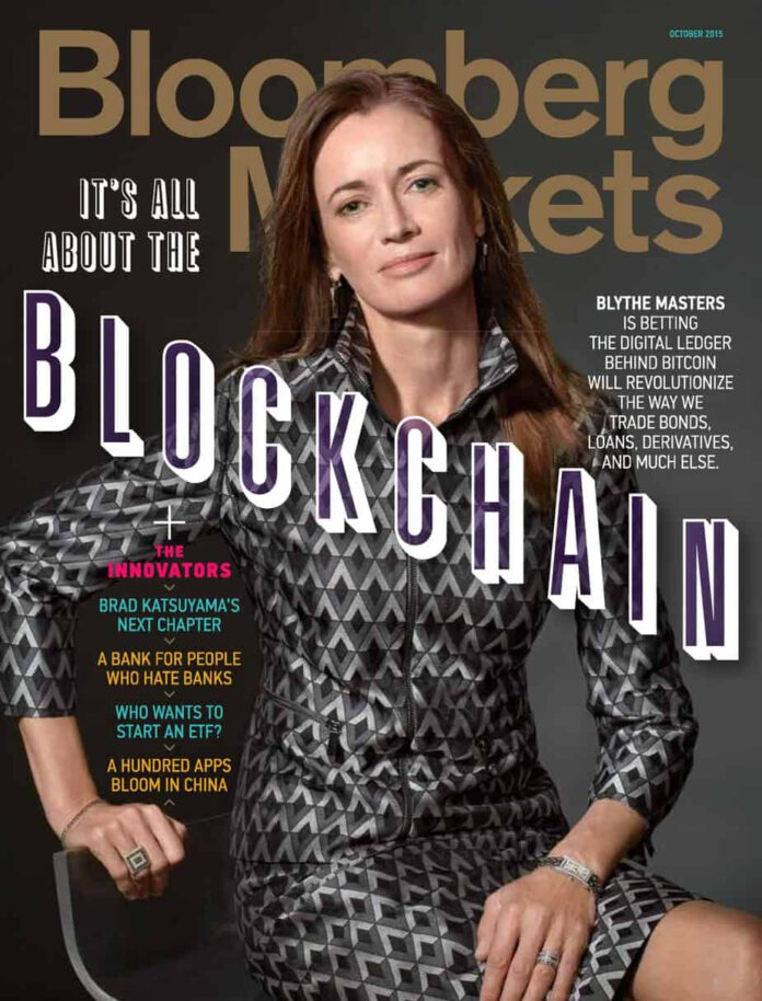Blythe Masters' Digital Asset Holdings Releases New Whitepaper Addressing Fix for Blockchain Privacy Concerns
