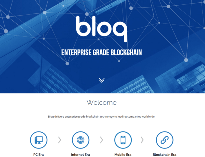 Bloq Launches BloqLabs to Bring Open Source Blockchain Technologies to Enterprise