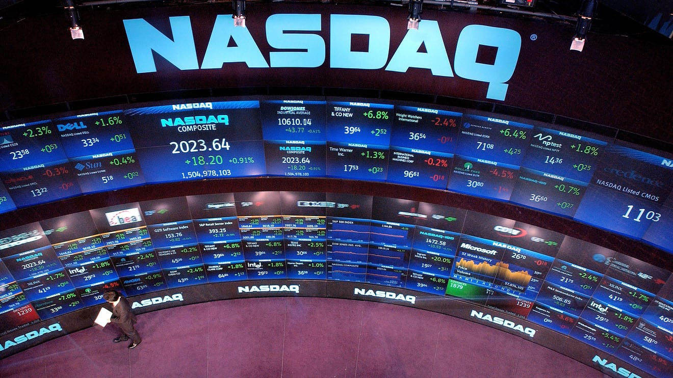 Nasdaq Debuts Groundbreaking Blockchain Fueled Nasdaq