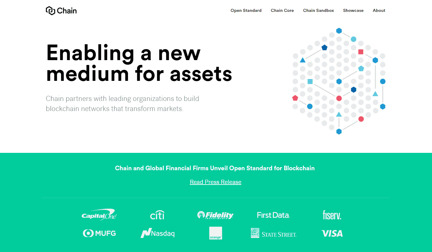 Blockchain Builder Chain Partners with Initiative for Cryptocurrency and Contracts (IC3)