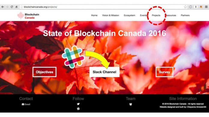 Canadians Moving Fast and Hard into Blockchain Space