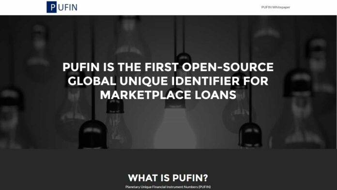 LendingCalc.com's PUFIN Open Source Blockchain Tech May Be Marketplace Lending Answer