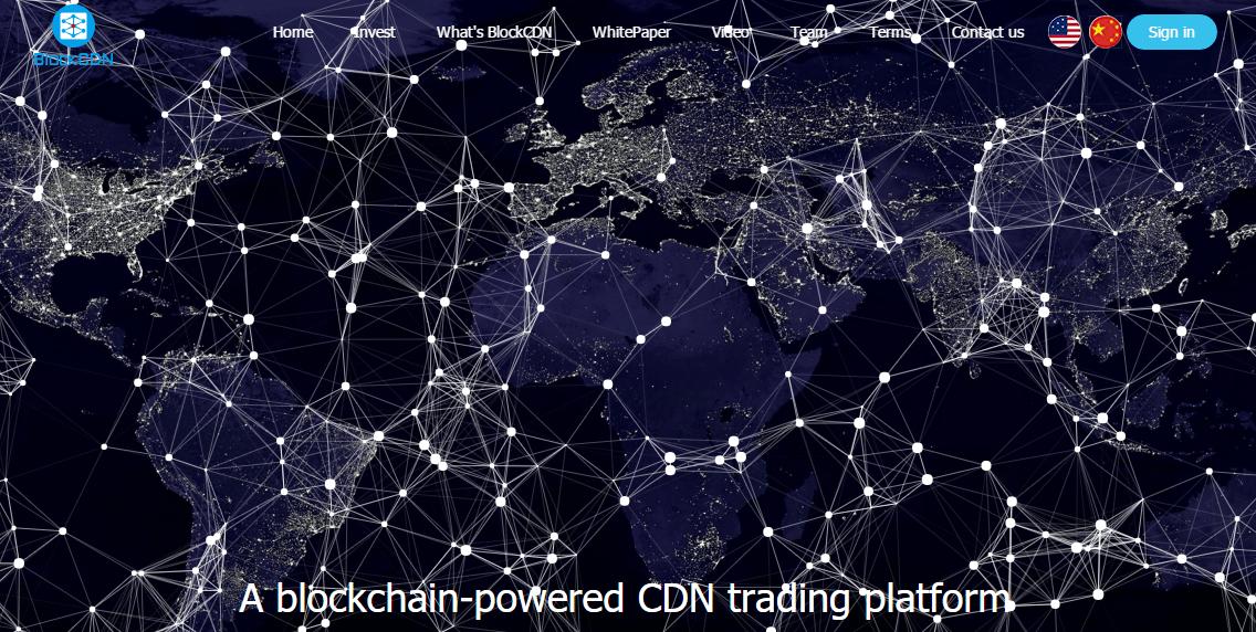 BlockCDN crypto review