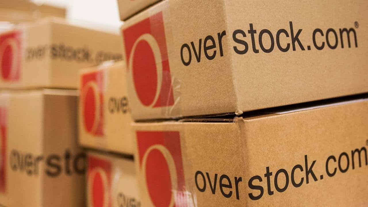 ADVERTISEMENTS. Overstock Raises  10 9m through Blockchain Stock Issuance