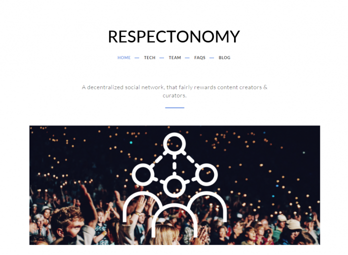 Respectonomy Social Network To Tackle Censorship Using Blockchain