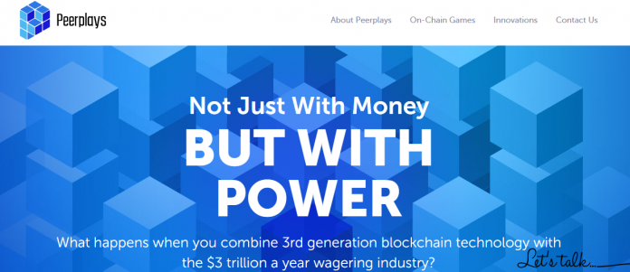 Blockchain Startup Peerplays Raises $4m Before ICO Even Kicks Off
