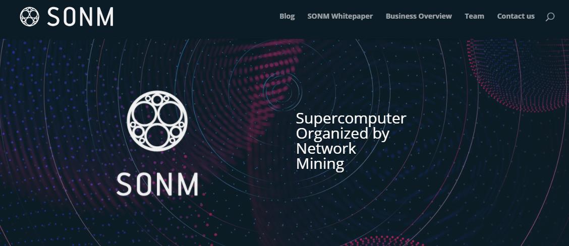 SONM Raises $42 Million in Token Raise - Blockchain News - Blockchain News