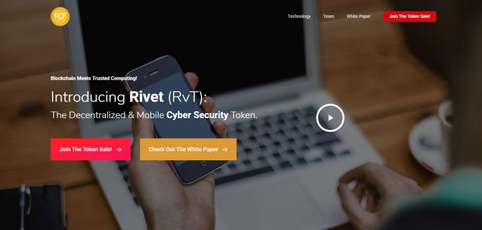 Rivetz Introduces Decentralized Cybersecurity Token to Secure Devices