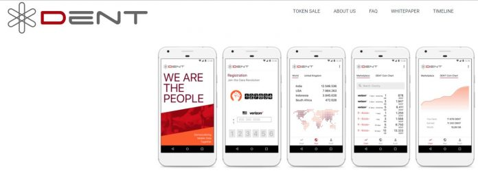 DENT Wireless is the First Blockchain Platform to Power New Mobile Data Exchange Marketplace