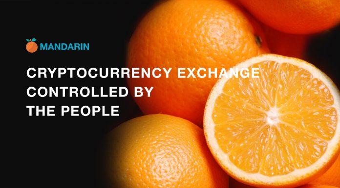 Democratic Cryptocurrency Exchange Mandarin.top launches ICO