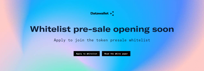 DataWallet Announces Blockchain-Based, Consumer-to-Business Data Exchange