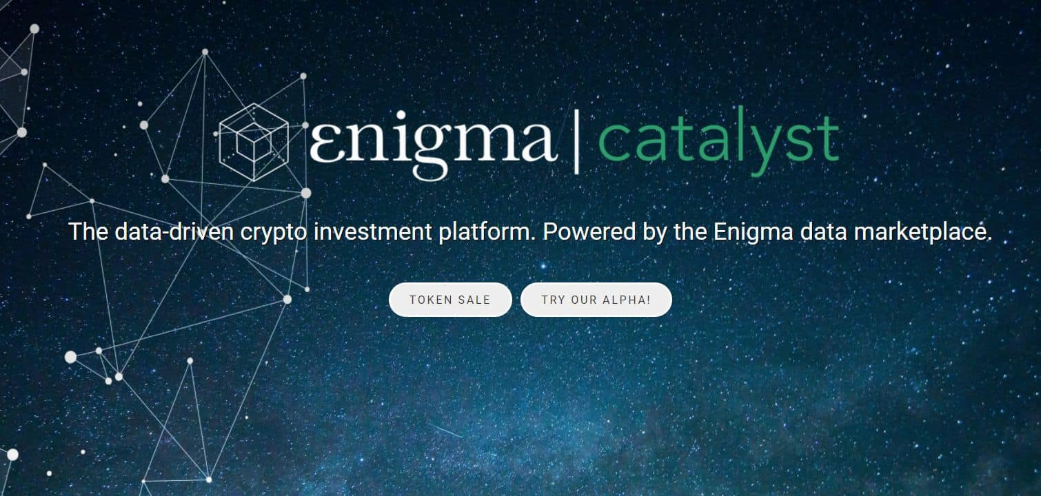MIT Media Lab's Enigma Pioneers Blockchain-Based Secret ...