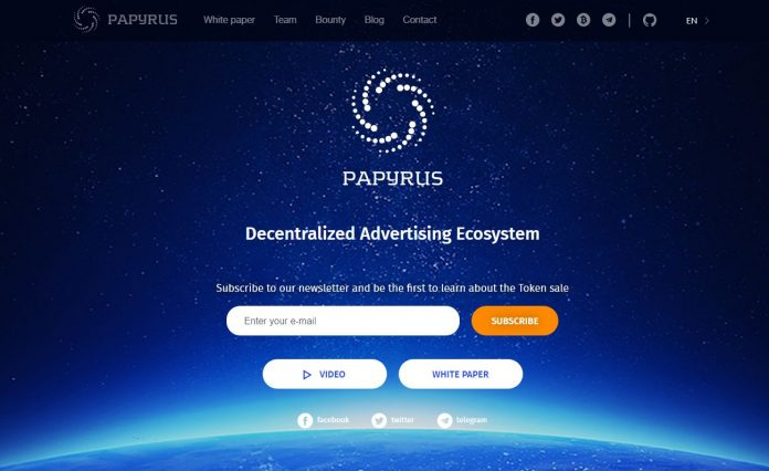 Papyrus Announce Strategic Partnership with Bancor