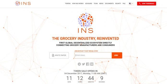 INS Ecosystem Partners with Ambrosus to Overhaul the Grocery Supply Chain