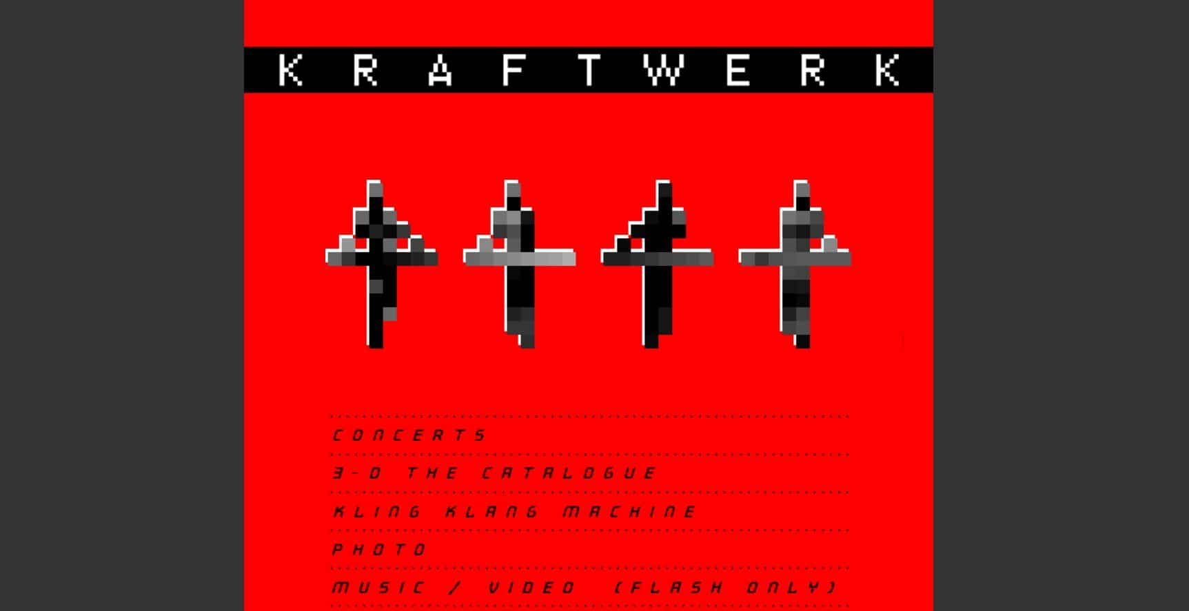 KRAFTWERK on Blockchain