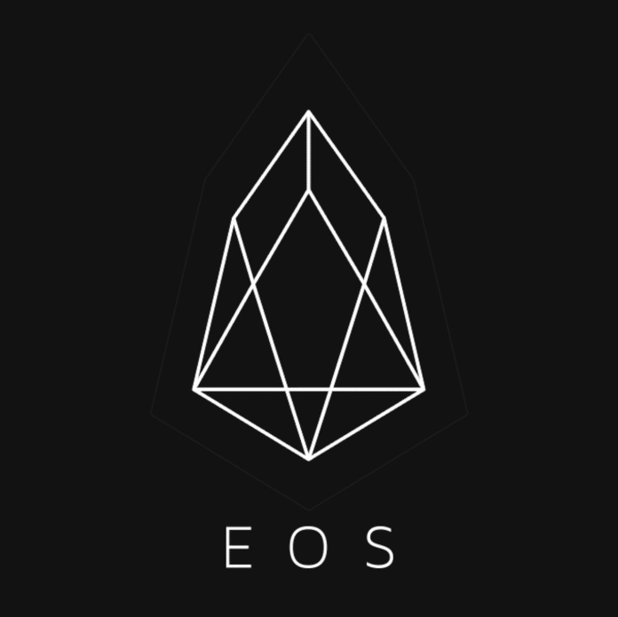 The EOS logo