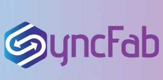 Syncfab's logo