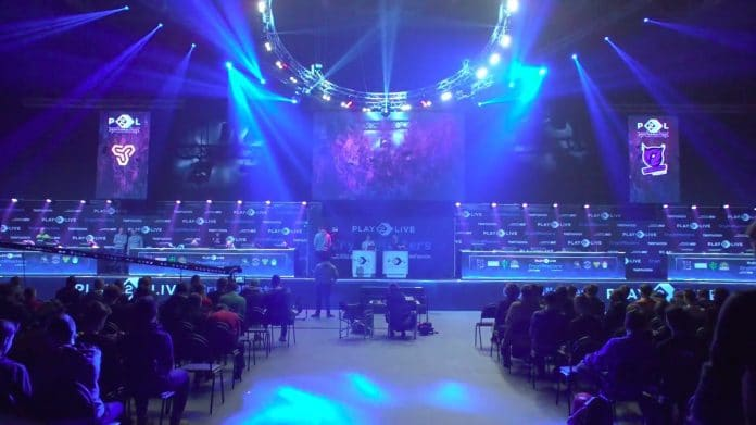 E-Sports Streamer Play2Live Broadcasts First Crypto Prize Tournament