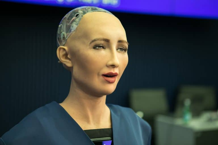 Nexus Blockchain Teams up With SingularityNET, the Platform Behind Sophia the Robot