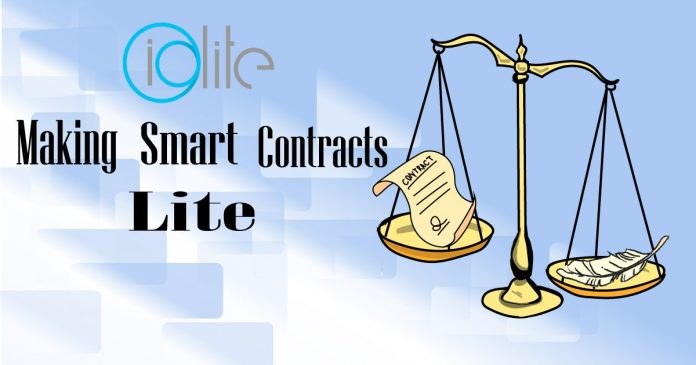 iOlite Launches Foundation and ICO to Democratize Smart Contracts