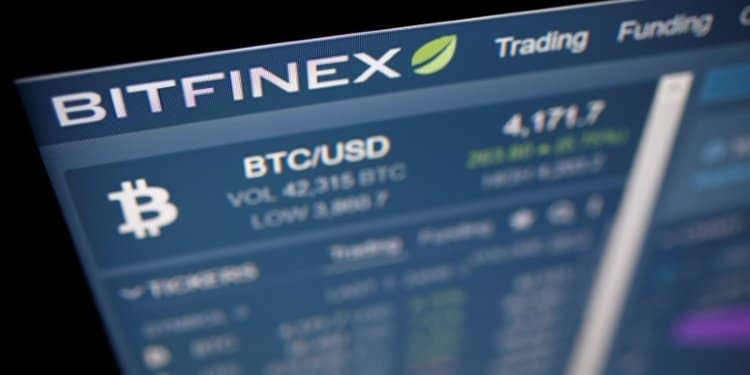 Bitfinex Adds 12 New Tokens to Trading Platform
