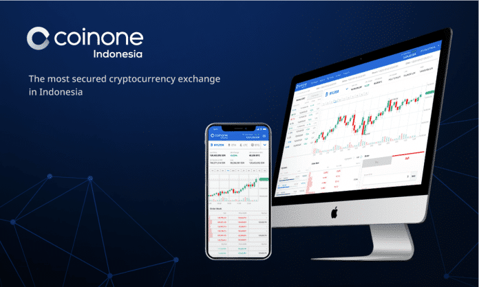 Korea's Coinone Exchange Sets June Date for Indonesia Launch