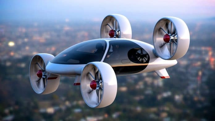 McFly.aero Launches Flying Taxis ICO