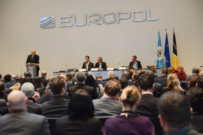 Europol Validating Conference Speakers with Blockchain