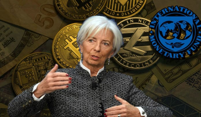 International Monetary Fund (IMF) Head Says Cryptocurrency is Shaking the System – Wary Eye on Silicon Valley Data Collectors