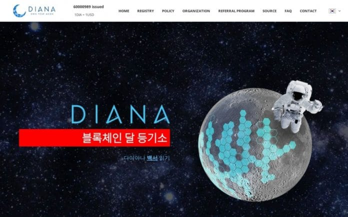 Blockchain-Based 'Lunar Registry' Launched - Blockchain News 2