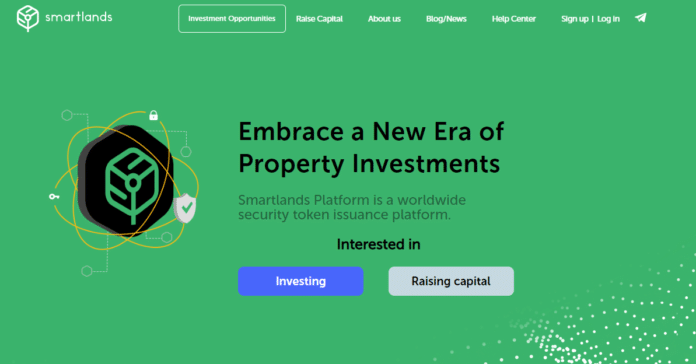 Smartlands Plans to Tokenise $1B of Real Economy Assets by 2024 2