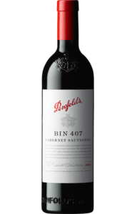 The Penfolds Collection Bin  Cabernet Sauvignon  Cork Bottle