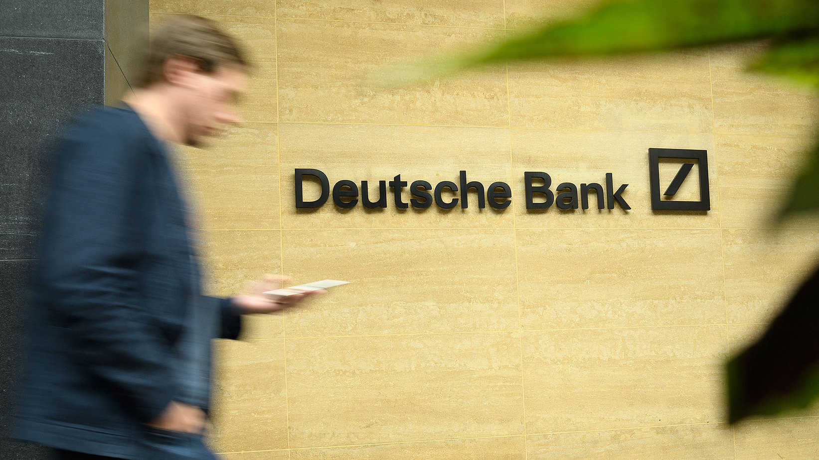 Deutsche Bank Ownership