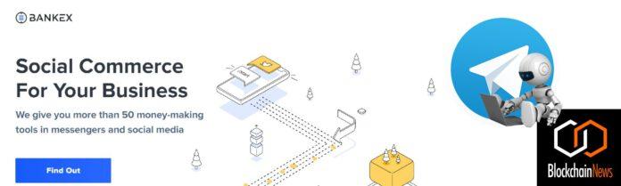 Bankex Launches Token Exchange Engine in Telegram