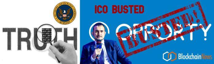 "Busted: SEC Charges Blockchain Marketplace Founder Sergii ""Sergey"" Grybniak for Fraudulent ICO 2017"