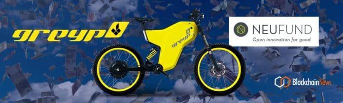 Neufund Wraps Tokenised Equity Crowdfunding Series B with Greyp Bikes raising €1.4m EUR