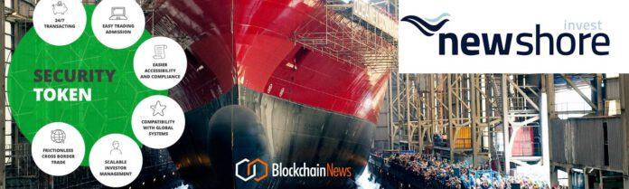 , Germany's New Shore Invest Launches STO Ship Financing Platform – Tokenised Fractional Ownership, Nice Bitcoins
