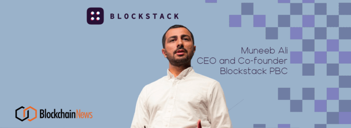 Blockstack Proposes Using Bitcoin, Novel 'Proof of Transfer' To Accelerate A Truly User-Owned Web 3.0