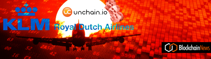 , KLM To Use Blockchain to Streamline Financial Processes Thanks to Amsterdam-based Unchain and R3, Nice Bitcoins