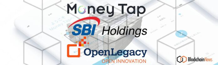 OpenLegacy Project Gets $20m Strategic Investment from Japan's SBI Holdings – Focus on Blockchain