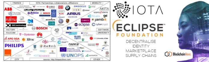 IOTA, Eclipse, DAG, Identity, Marketplace, Supplychain, DLT, opensource,