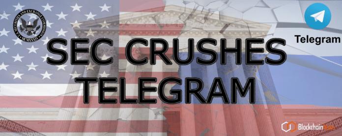 Telegram, SEC, GRAM, TOKEN, COIN