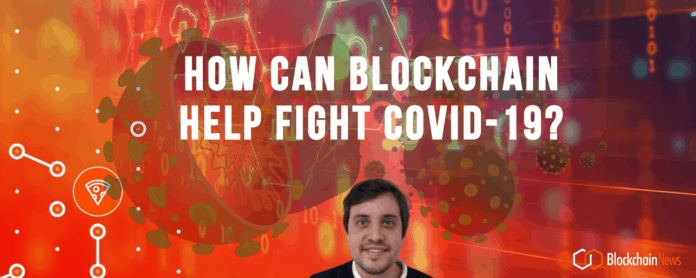 , Edward Burton – Proof of Concept for a Blockchain COVID-19 Response System, Nice Bitcoins