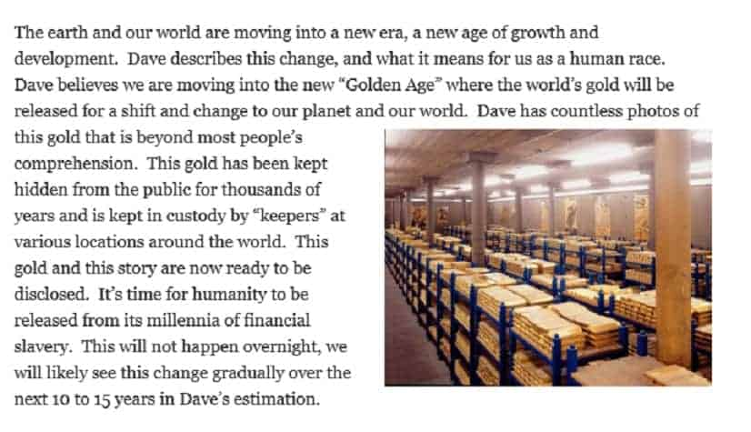 Dave Schmidt-Gold