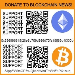 donate to Blockchain News