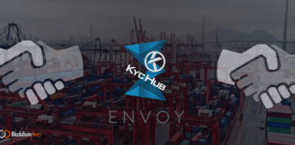 envoy, kychub, kyc, onboard, supplychain, blockchain