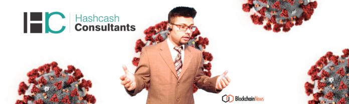 hashcash, consultants, coronavirus and covid-19