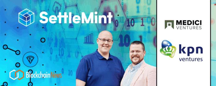 settlemint, blockchain, enterprise, kpn, mediciventures, kpnventures, overstock