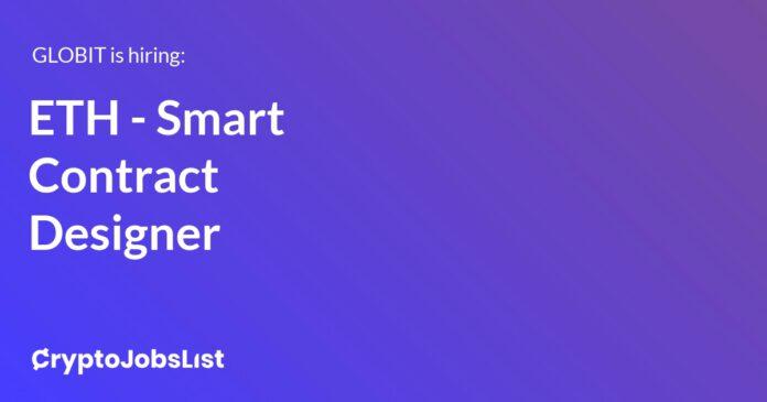 ETH - Smart Contract Designer GLOBIT 1